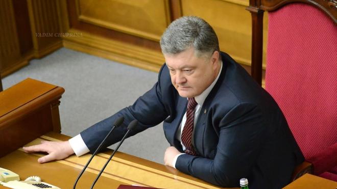 Депутат Рады высмеял слова Порошенко о самой сильной армии на континенте