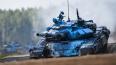 """Российский экипаж показал лучшее время в """"Танковом ..."""