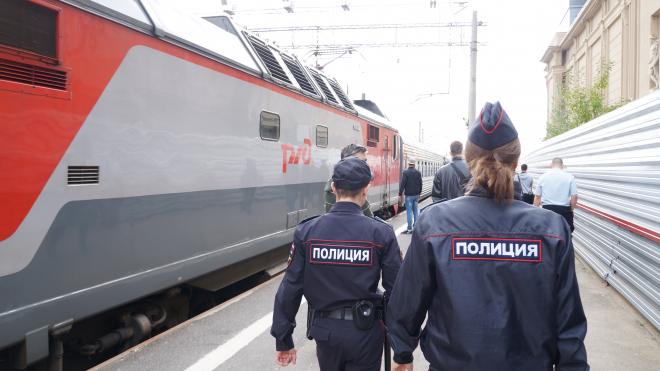 Полиция поймала 16-летнего зацепера-лицеиста на станции Обухово