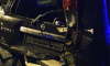 В Невском районе Петербурга пьяный водила смял четыре автомобиля