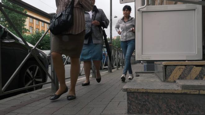 В центре Петербурга появятся дорожные ограждения по требованию прокуратуры