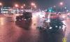 С ДТП на Выборгском шоссе двоих водителей увезли в больницу