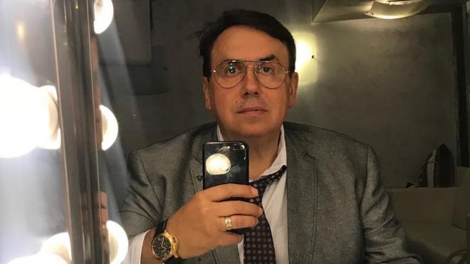 Садальский раскритиковал афишу с посмертным выступлением Кобзона