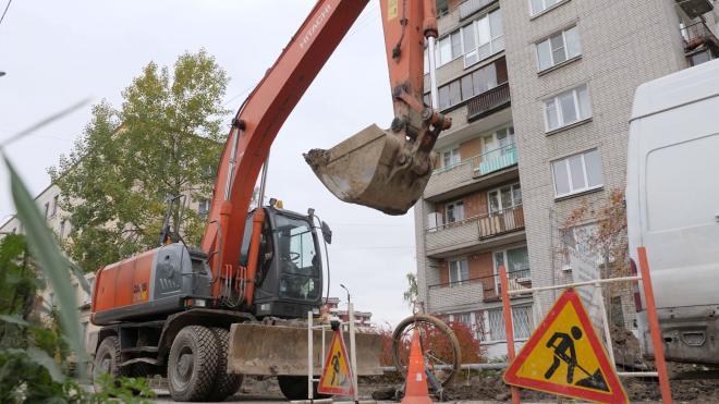 Завершилось строительство и благоустройство участков Комендантского и Богатырского проспектов