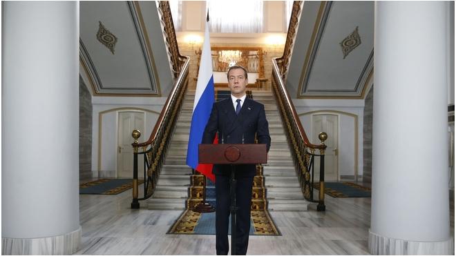 Медведев: к 2024 году в планах снизить показатель смертности в ДТП