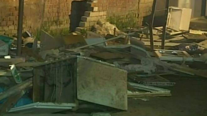 Рухнувший дом во Владимирской области не признан аварийным. Администрация города уходит от ответственности