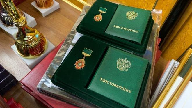 Лучшим работникам лесопромышленной отрасли Выборгского района вручили награды