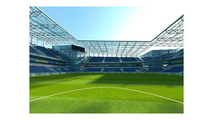 Суперкубок пройдет на стадионе ЦСКА