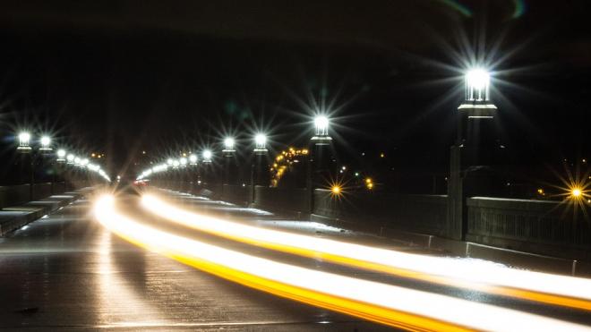 В Петербурге перекроют полосу на развязке КАД с Приморским шоссе
