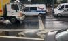 На площадь Ленина подъехали машины разминирования