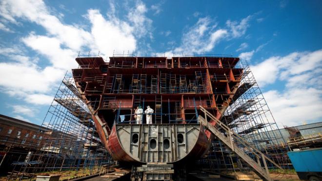 Переезд подразделений ОСК обойдется в миллиард рублей