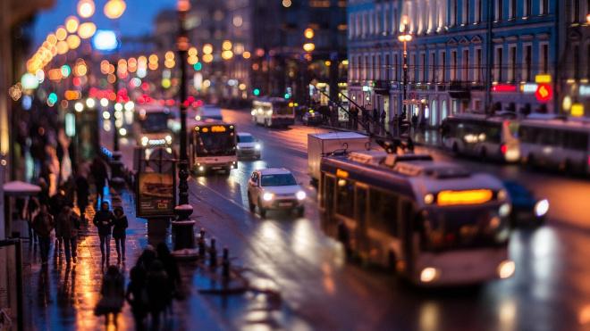 Петербургу выделят из федерального бюджета 7 млрд рублей на дороги
