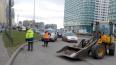 За неделю с улиц Петербурга вывезли около трех тысяч ...