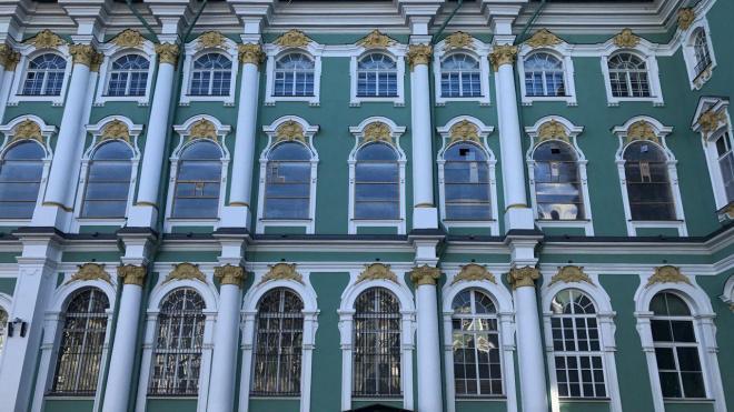 Эрмитаж стал самым упоминаемым музеем в России