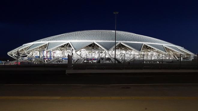 """Матч """"Россия-Уругвай"""" посетят около 1,7 тысячи уругвайцев"""