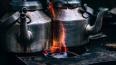 Жители Петербурга пожаловались на запах газа на Василеос...