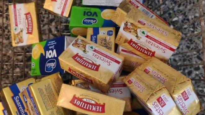 """На Торжковском рынке изъяли почти 150 кг """"санкционки"""""""