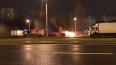 В Петербурге вновь сгорел автомобиль