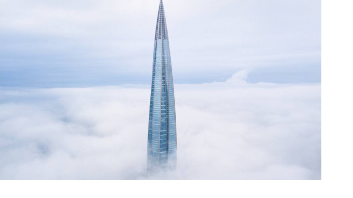 """У небоскреба """"Лахта Центр"""" появился официальный адрес"""