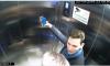 В Тюмени вандалы-хипстеры изуродовали лифт и попали на видео