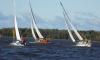 Выборгские яхтсмены закрыли сезон в акватории Выборгского залива