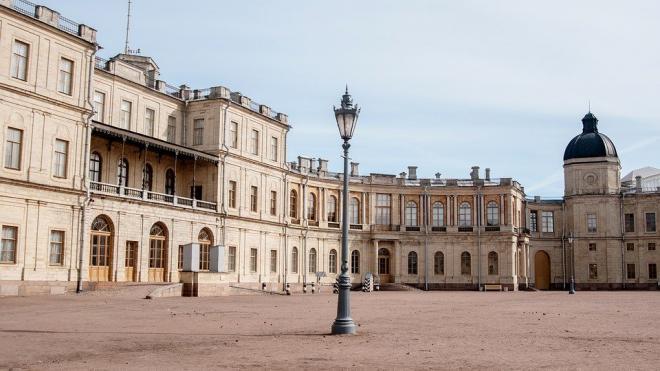 Гатчина официально стала столицей Ленинградской области