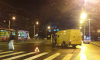 Во Фрунзенском районе инкассаторская машина сбила ребенка