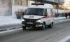 На проспекте Ветеранов водитель скончался за рулем и въехал в троллейбус