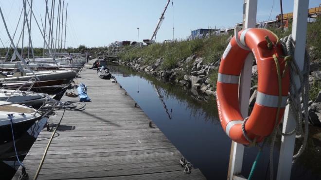 Яхты не смогут пройти границу через пункт пропуска в Сайменском канале