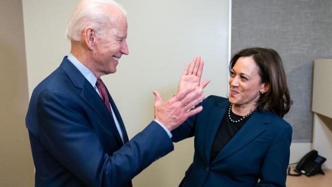 Эксперт оценил выбор Джо Байдена на пост вице-президента