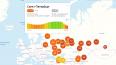Петербуржцы обрушили индекс самоизоляции до красной зоны