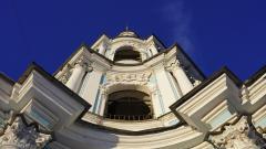 В Петербурге в 2021 г. пройдет реставрация колокольни Никольского морского собора