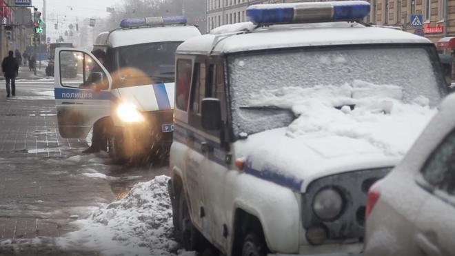 Полиция обыскивает администрацию в поселке Свердлова в Ленобласти