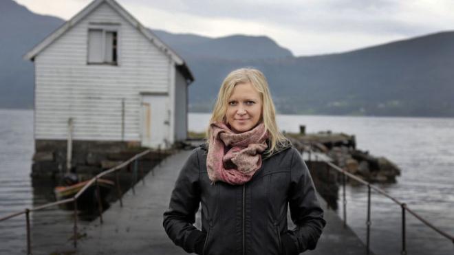 В Выборге прошла онлайн-встреча с норвежской писательницей Марией Парр