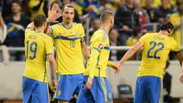 Голевая ничья в матче Ирландия – Швеция