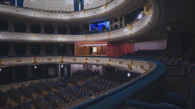 БДТ предлагает создать надувной театр на 500 зрителей