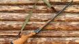 Петербуржец нашел двустволку в стене во время ремонта