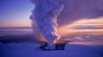 Новый  Эйяфьятлайокудль! В Исландии извержение вулкана ...