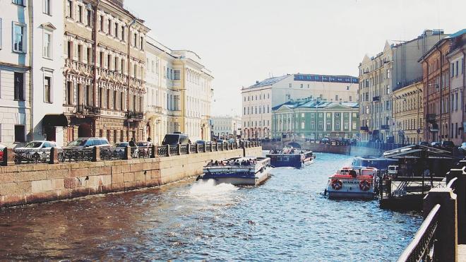 Понедельник порадует петербуржцев теплом и солнцем