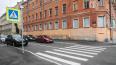 На четырех улицах в Петербурге обновили дорожное покрыти...