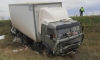 В Оренбургской области в легковом автомобиле были раздавлены пять человек