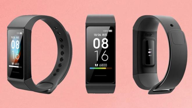 Xiaomi представила фитнес-браслет Mi Smart Band 4C