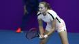 Елена Рыбакина стала первой финалисткой теннисного ...