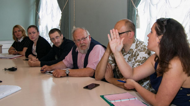 Жители Выборга обратились в администрацию по капремонту домов