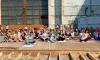 """У """"Площади Ленина"""" и """"Елизаровской"""" петербуржцам раздадут коврики для йоги"""