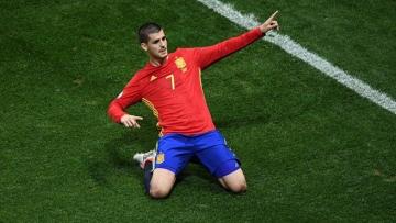 Испания разделывается со сборной Турции