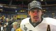 Хоккеисту Малкину разбили нос после победы в Кубке ...
