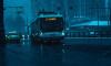 Провал асфальта на Бестужевской закрыл проезд для автобусов