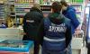 На Передовиков полиция обнаружила магазин, торгующий алкоголем без лицензии