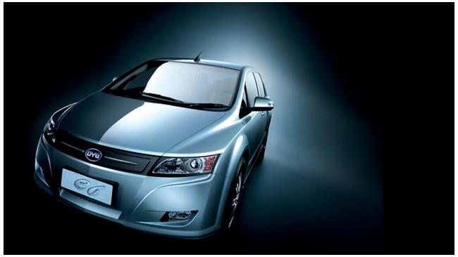 В Китае начались продажи первого электрокара страны E6